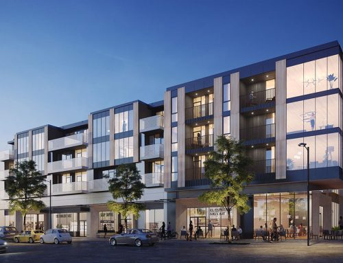 Former Esso site on East Broadway proposed for new Vancouver condo project